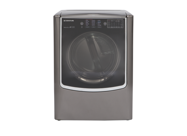 LG Signature DLEX9500K clothes dryer