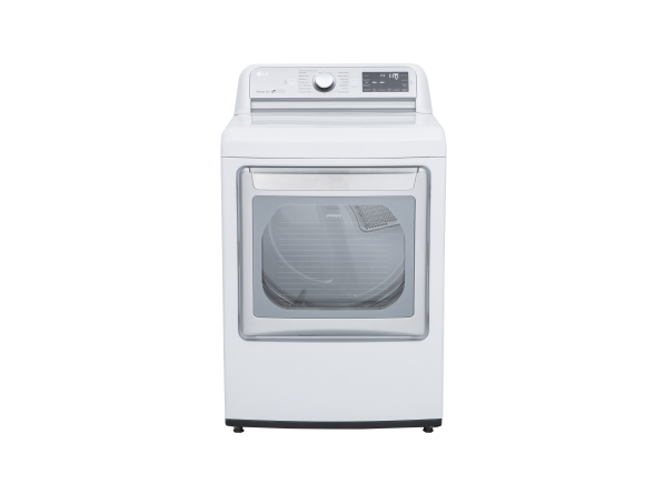 LG DLEX7600WE clothes dryer