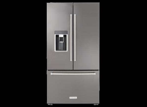 KitchenAid KRFC704FBS refrigerator