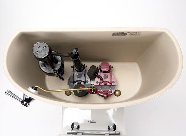 American Standard Esteem Vormax 717aa101 020 Toilet