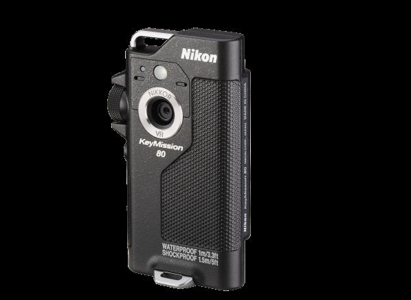 Nikon KeyMission 80 camcorder