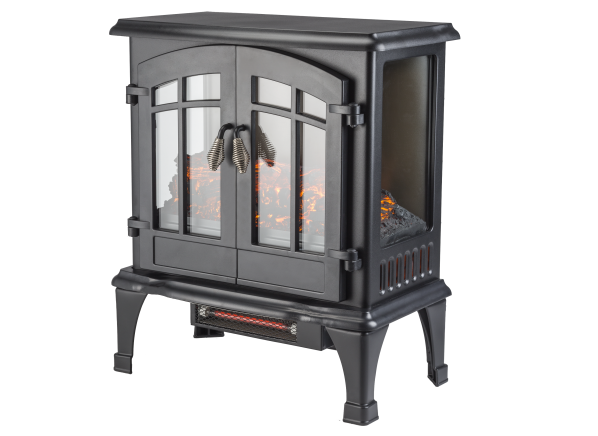 Hampton Bay Legion Panoramic Infrared Electric Stove space heater