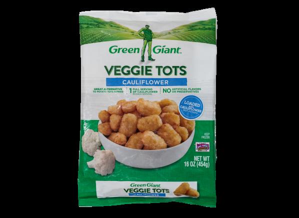 Green Giant Veggie Tots Cauliflower frozen food