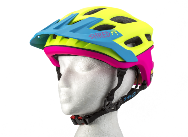 Shred Short Stack RES bike helmet