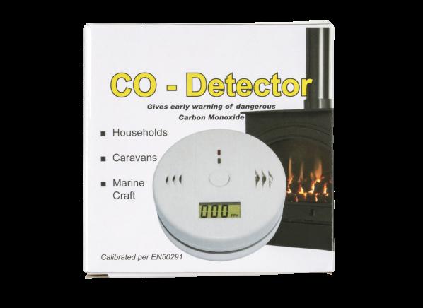 GoChange 882 LCD Portable Carbon Monoxide Poisoning Monitor Alarm