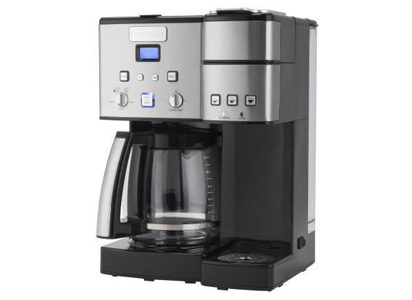 6546cbb7ce2 Cuisinart Coffee Center SS-15. Shop. This Cuisinart 12-cup drip coffee maker  ...