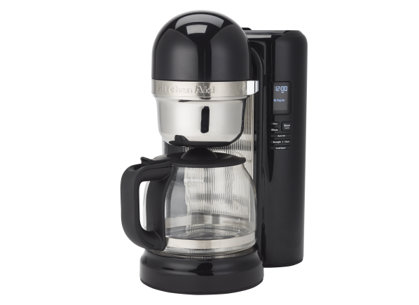 Kitchenaid 12 Cup With 1 Touch Brewing Kcm1204 Coffee Maker