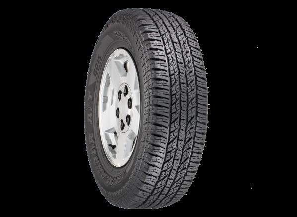 Yokohama Geolandar A T G015 Tire Consumer Reports