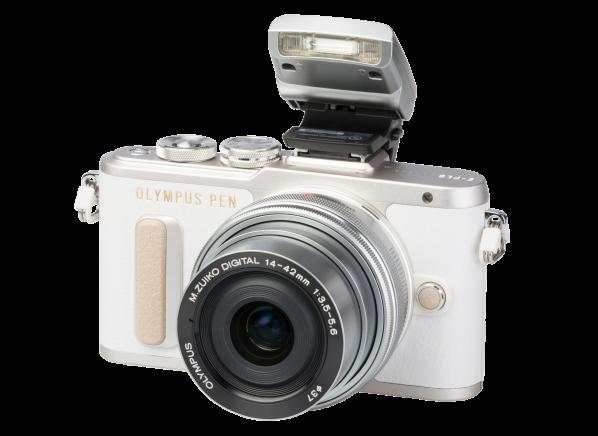 Olympus Pen System E-PL8 w/ 14-42mm 1:3.5-5.6 EZ camera
