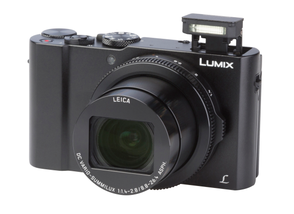 Panasonic Lumix DMC-LX10 camera