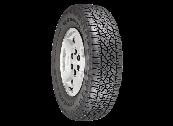 Goodyear Wrangler TrailRunner AT tire - Consumer Reports