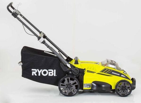 Ryobi Ry40180 Battery Mower Consumer Reports