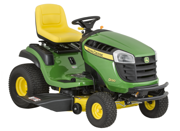 John Deere D130-42 riding lawn mower & tractor - Consumer Reports