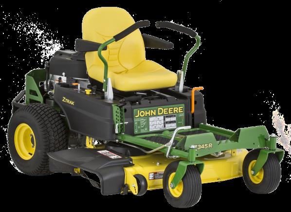 John Deere Z345R-42 riding lawn mower & tractor - Consumer