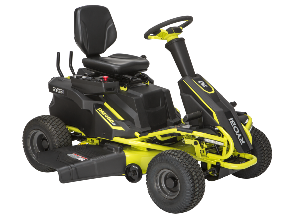 Ryobi R48110 (Electric) riding lawn mower & tractor - Consumer Reports