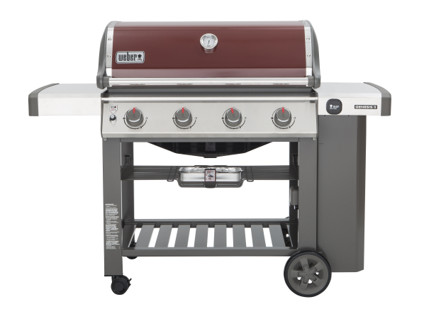 Weber Genesis II E-410 grill