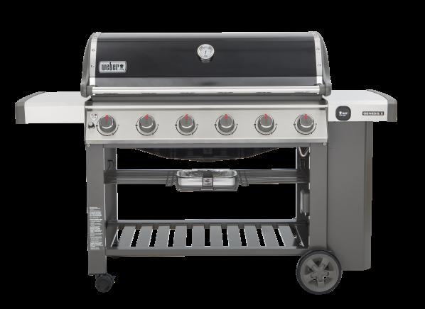 Weber Genesis II E-610 grill