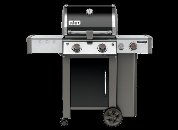 Weber Genesis II LX E-240 grill