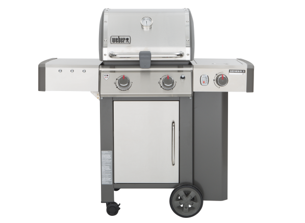 Weber Genesis II LX S-240 grill - Consumer Reports