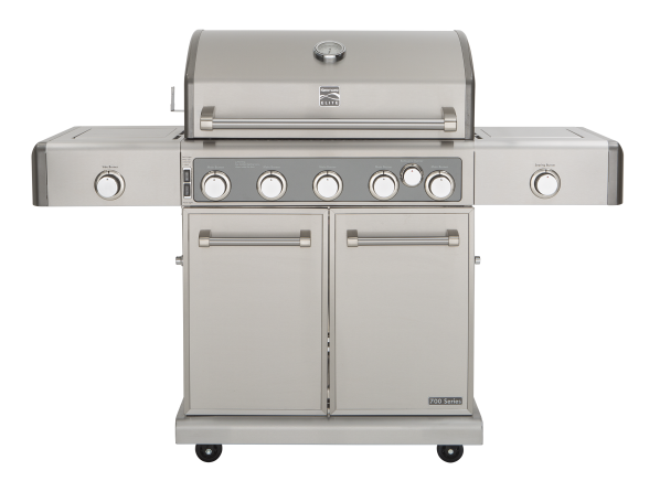 Kenmore Elite 700 Series 48591 grill