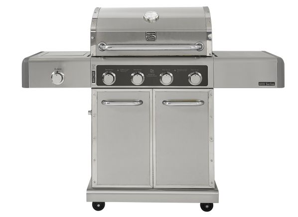 Kenmore Elite 600 Series 48589 grill