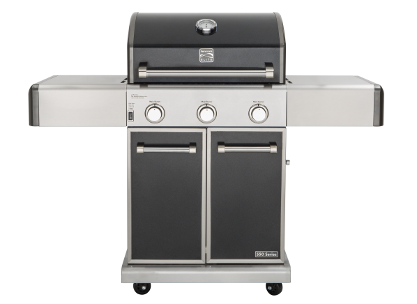 Kenmore Elite 550 Series 48587 grill