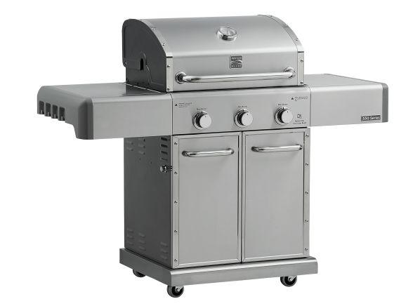 Kenmore Elite 550 Series 48588 grill