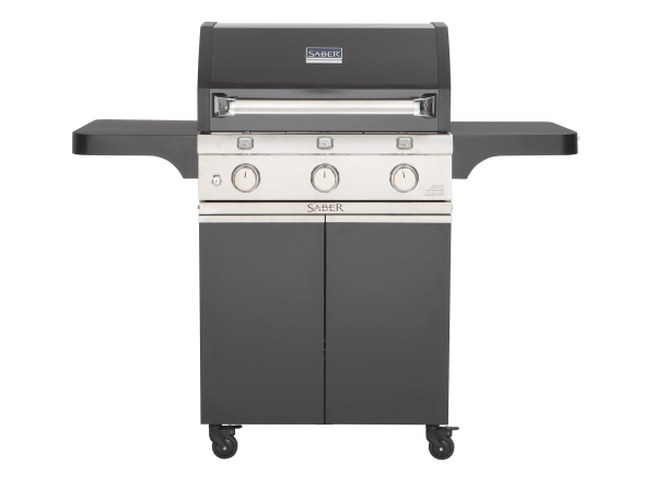 Saber Cast Black R50CC0617 grill