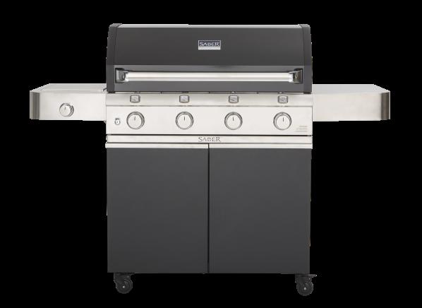 Saber Cast Black R67CC1117 grill