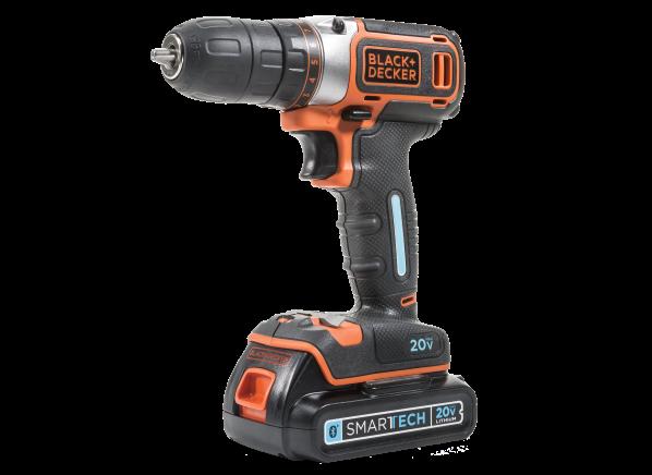 Black+Decker BDCDDBT120C cordless drill