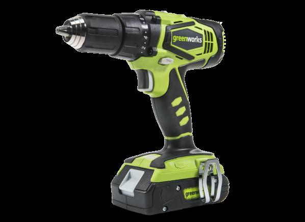 GreenWorks CK24B220 cordless drill