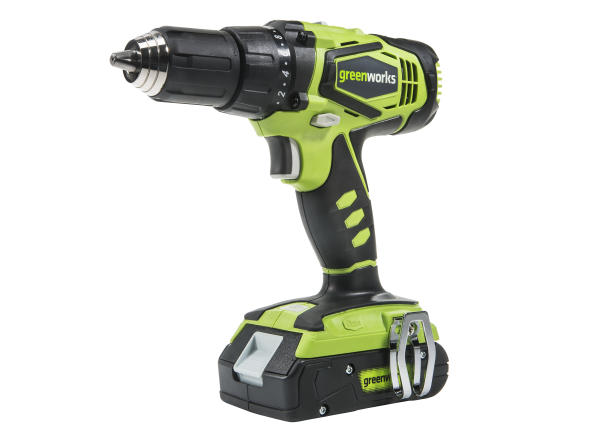 Greenworks Ck24b220 Cordless Drill Consumer Reports