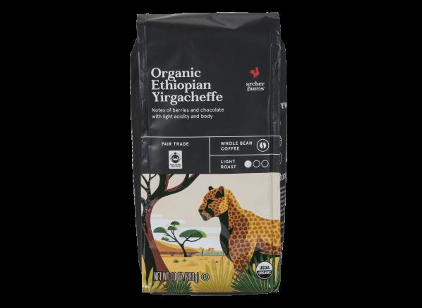 Archer Farms (Target) Organic Ethiopian Yirgacheffe coffee