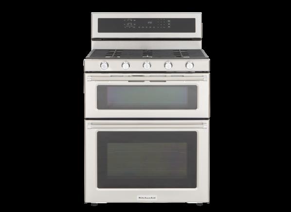KitchenAid KFGD500ESS range - Consumer Reports