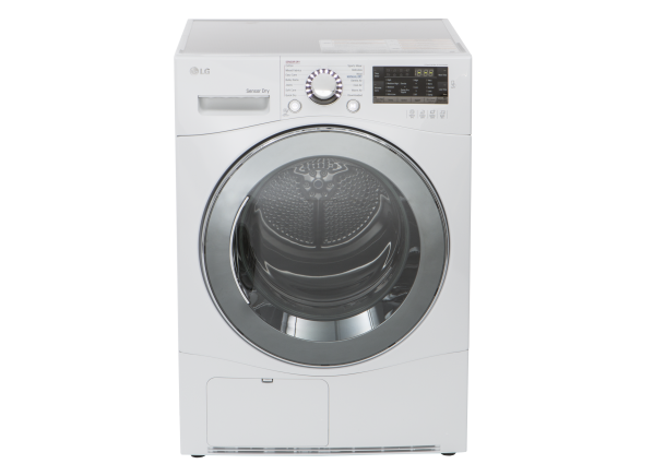 LG DLEC888W clothes dryer