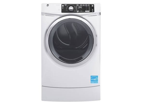 GE GFD49ERSKWW clothes dryer
