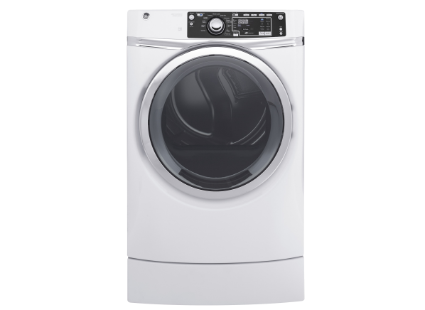 GE GFD49GRSKWW clothes dryer