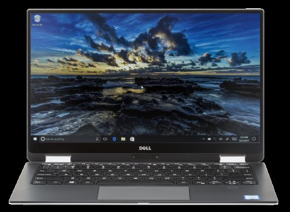 Dell XPS 13 Convertible computer