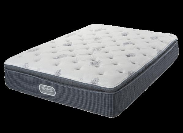 Beautyrest Silver Navy Pier Pillowtop mattress