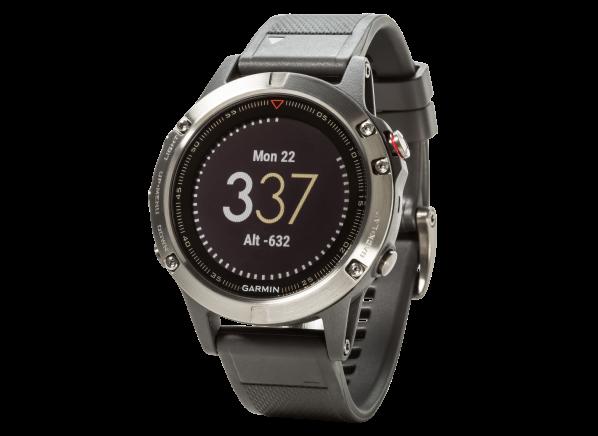 Garmin fenix 5 smartwatch - Consumer Reports