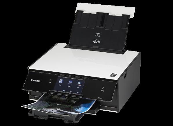 Canon Pixma TS9020 printer - Consumer Reports