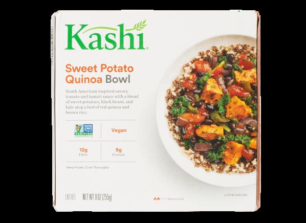 Kashi Sweet Potato Quinoa Bowl frozen food