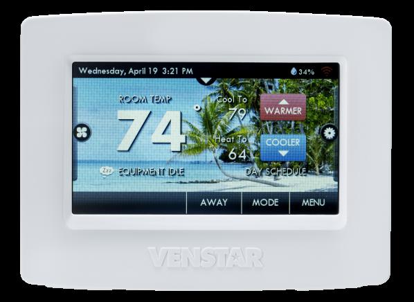 Venstar ColorTouch T7900 thermostat