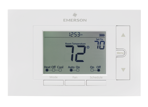 Emerson Sensi UP500W thermostat