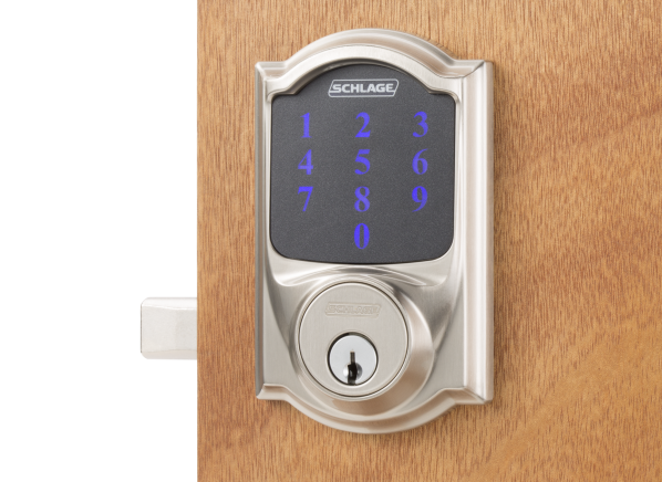 Schlage Connect BE469NXCAM619 door lock