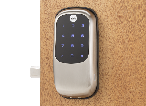 Yale Real Living YRD246-ZW-619 door lock