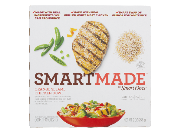 Smart Ones SmartMade Orange Sesame Chicken Bowl frozen food