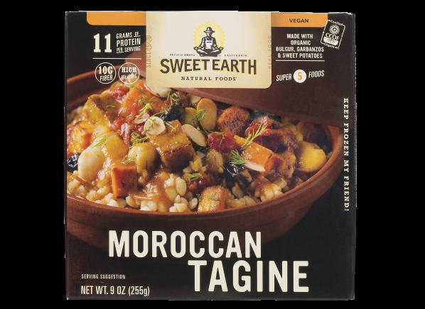 Sweet Earth Moroccan Tagine frozen food