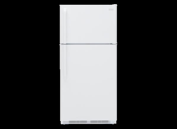 Haier HRT18RCWW refrigerator