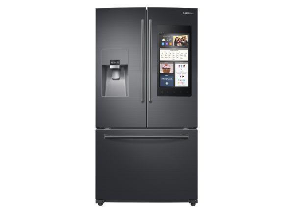 Samsung RF265BEAESG refrigerator